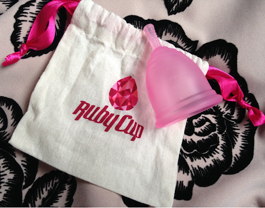 Ruby Menstrual Cup Review
