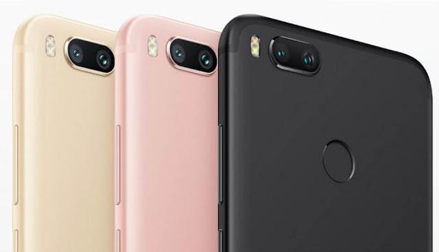 مواصفات وسعر هاتف Xiaomi Mi A2 بالصور