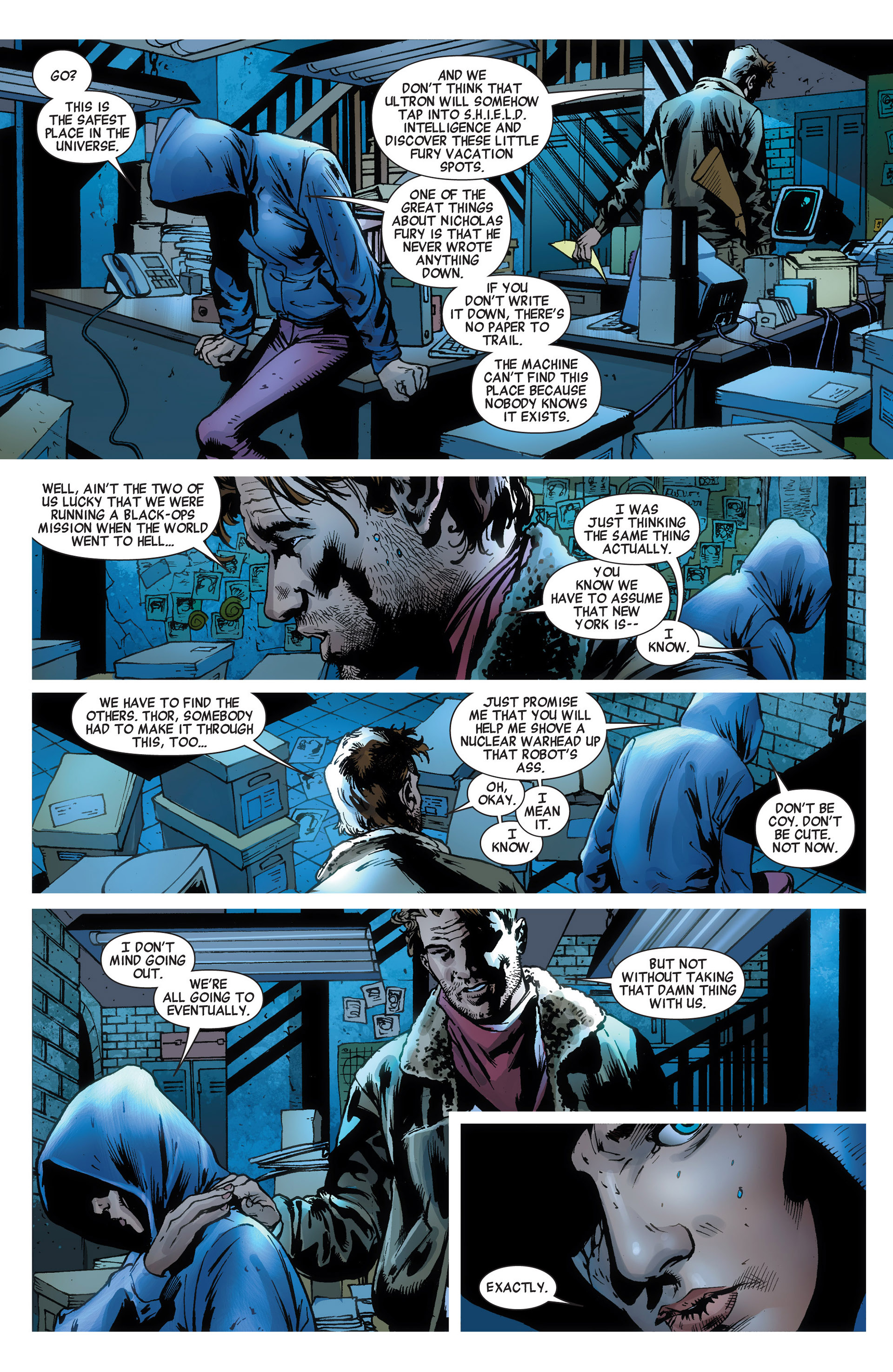 Read online Age of Ultron comic -  Issue #2 - 13