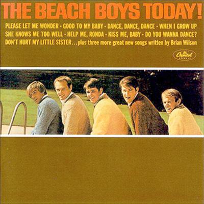 mil e um the beach boys today the beach boys 1965. Black Bedroom Furniture Sets. Home Design Ideas