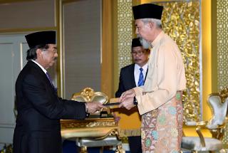 YDP Sabah Buat Laporan Polis Terhadap Seorang Pemimpin Tertinggi BN