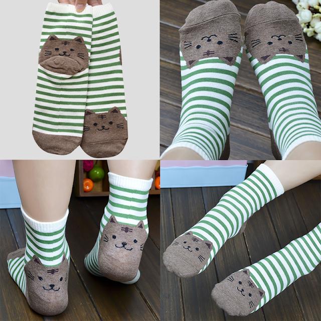 vandeu women socks