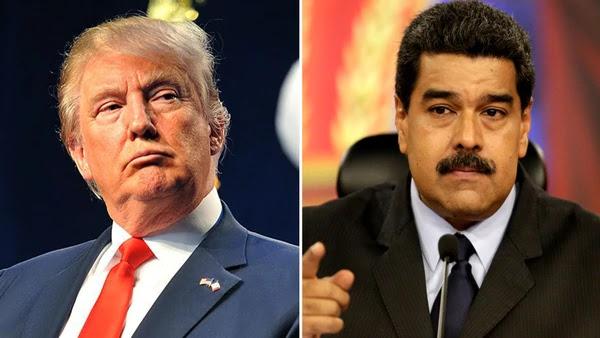 EE.UU. niega su implicación en el atentado contra Nicolás Maduro