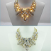 LED Chargeable battery necklace designs