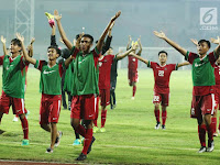 Jadwal Timnas U-16 di Pra-Piala Asia Hari Ini