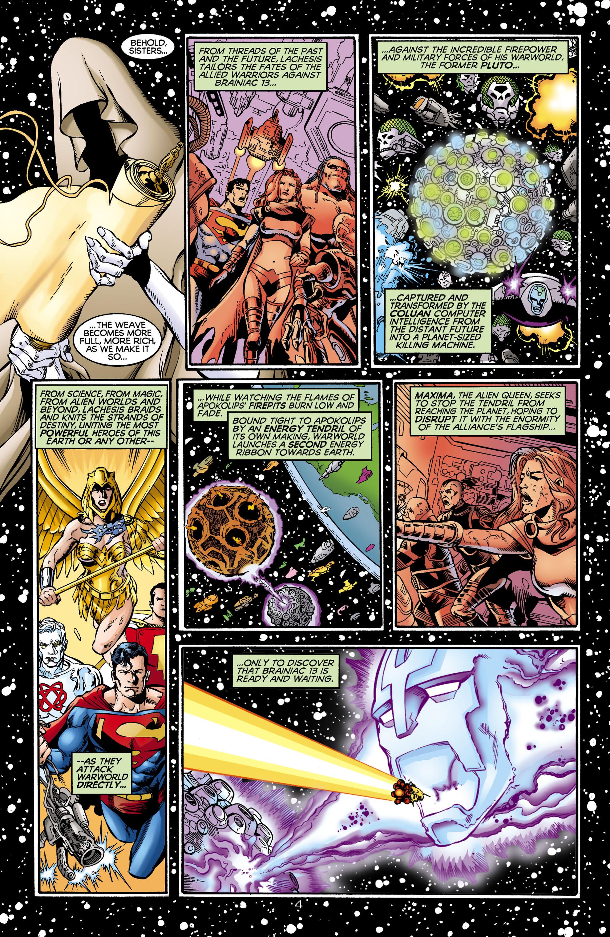 Read online Wonder Woman (1987) comic -  Issue #173 - 5