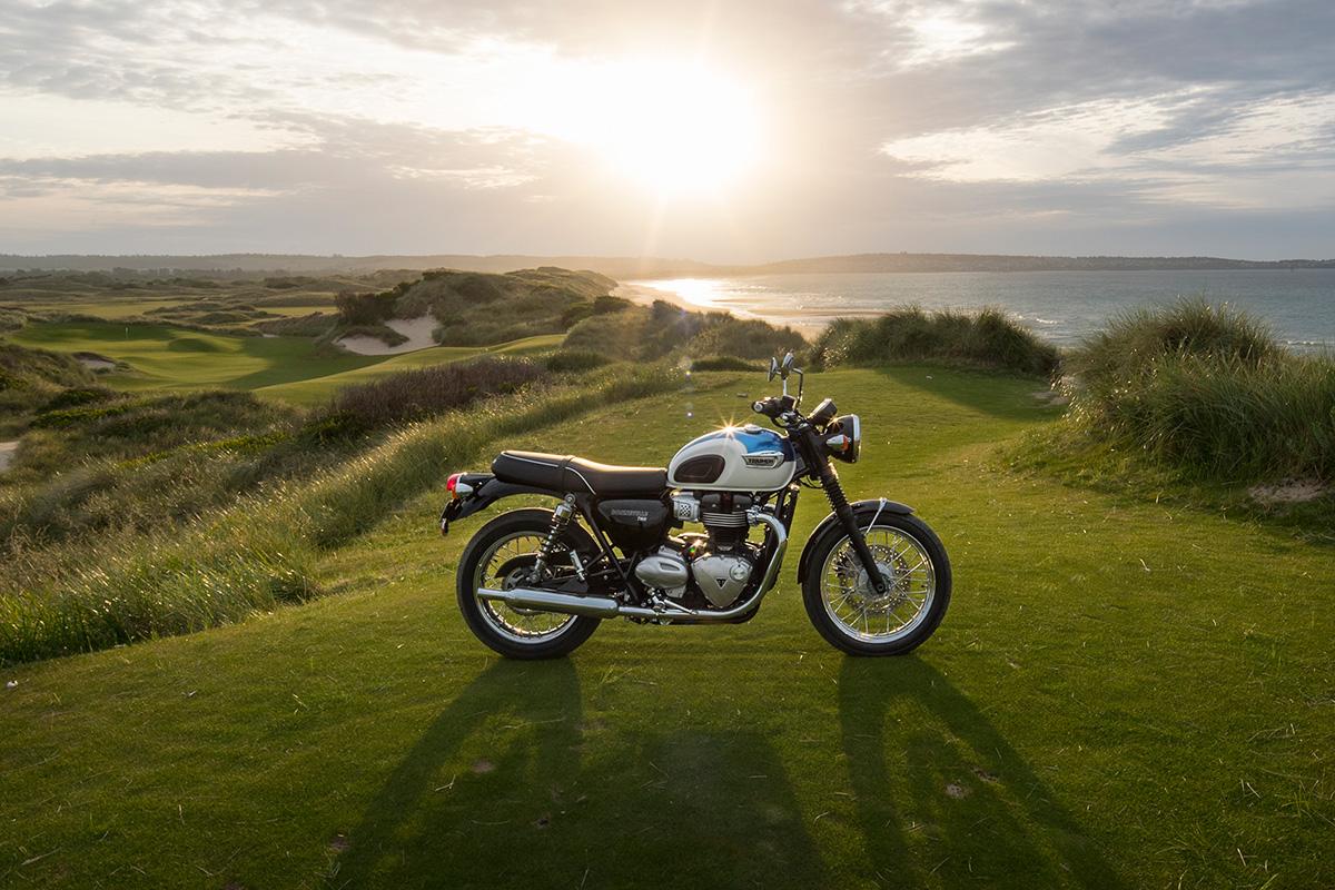 Ride Review Triumph Bonneville T100 Return Of The Cafe