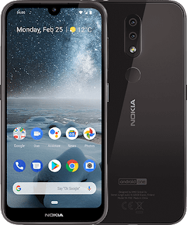 Nokia 4.2 With Dual Rear Cameras,Dedicated Google Assistant Button Launched in India
