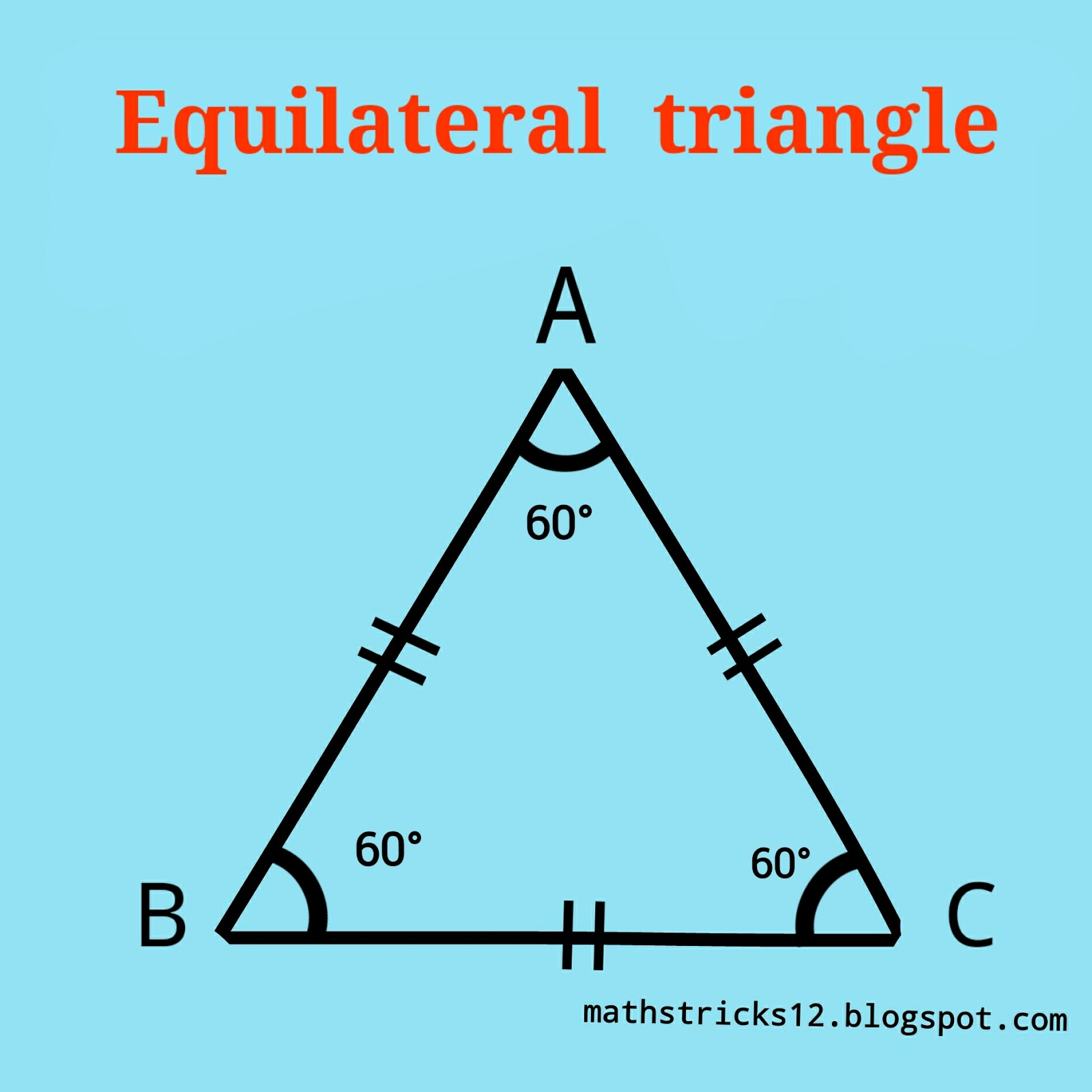 Triangle and its types and defination in hindi - Maths ...