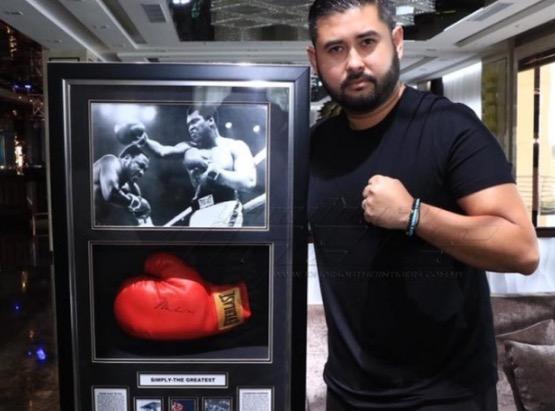 Luahan TMJ Atas Pemergian Muhammad Ali