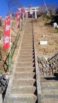 町田市相原の八雲神社