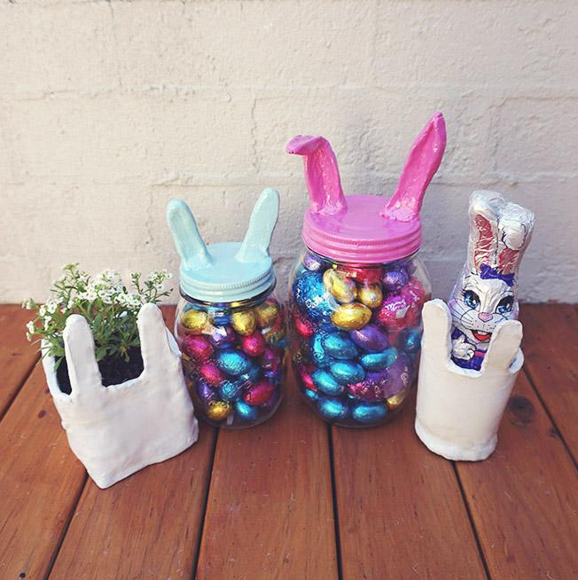 5fc0d9348f97 Easter DIY + Crafts