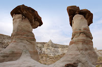 White Rocks Hoodoos