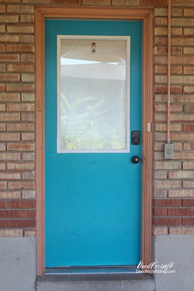 My Husband Was Surprised He Doesn T Love The Color But Thinks Door Looks Better