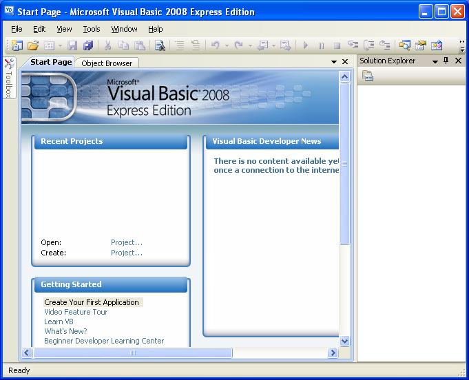 برنامج فيجوال بيسك أحدث إصدار