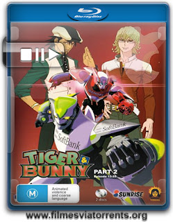 Tiger and Bunny Torrent - BluRay Rip