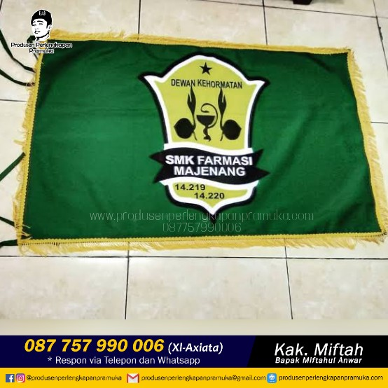 Buat Bendera Di Malang