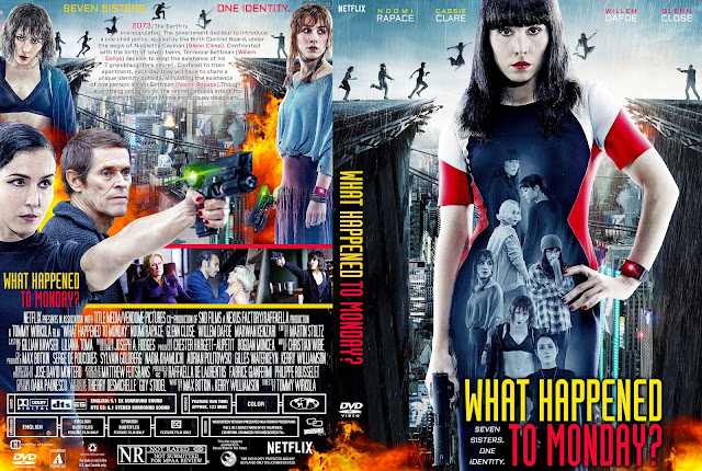 What Happened To Monday? (a.k.a.Seven Sisters) DVD Cover