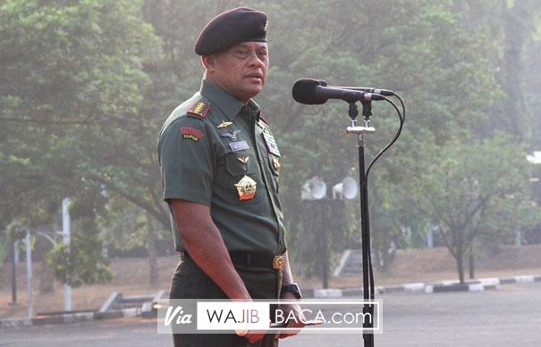 Aksi 212 Dikabarkan untuk Lindungi Al Quran, Panglima TNI: Baca Surat Al Hijr Ayat 9