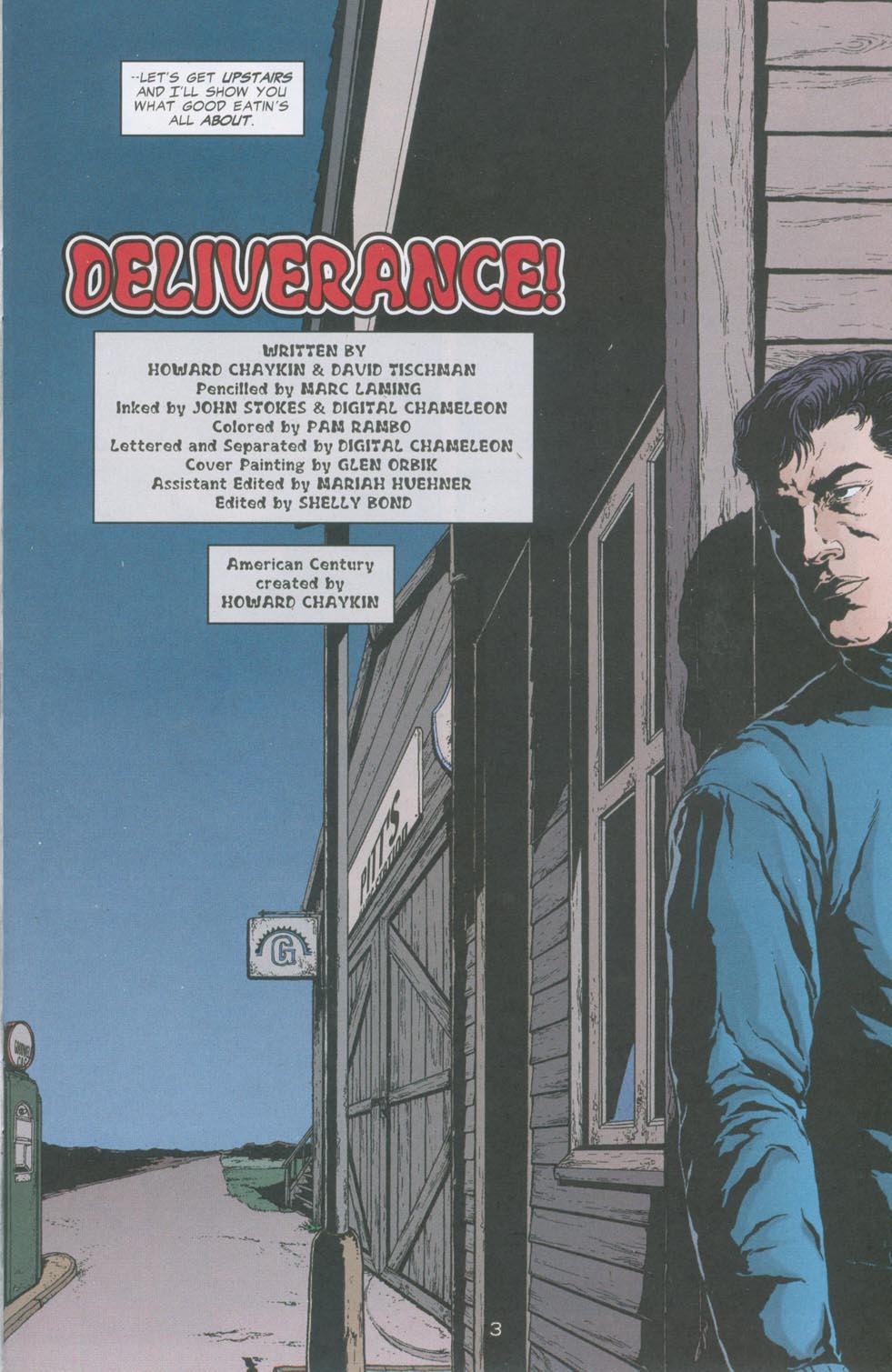 Read online American Century comic -  Issue #13 - 4