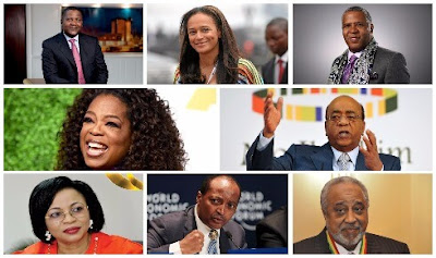 Meet The Only 10 Black Billionaires In The World (Forbes List)