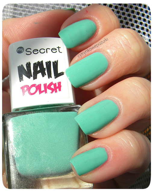 My Secret Nail Polish 212 Sea Green