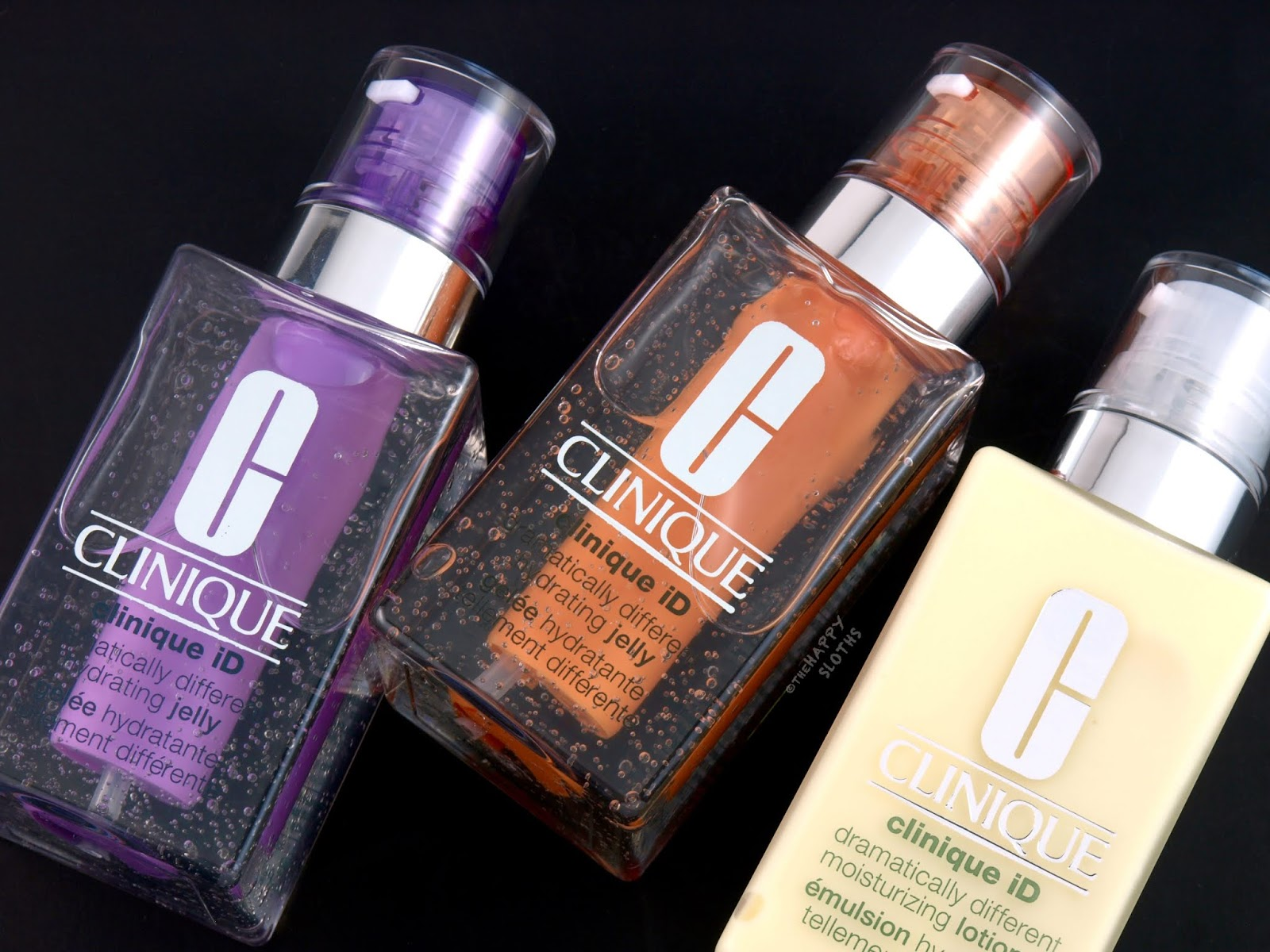 Clinique | Clinique iD™ Custom-Blend Hydrator Collection: Review