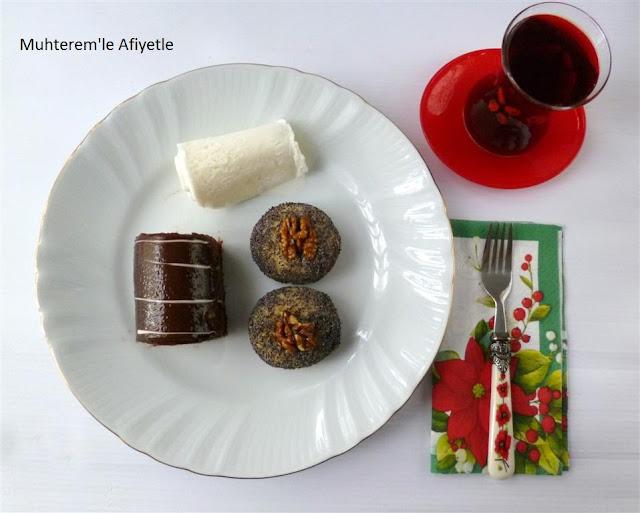 iftar için tatlı önerisi