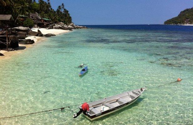 Pulau Aur, Johor