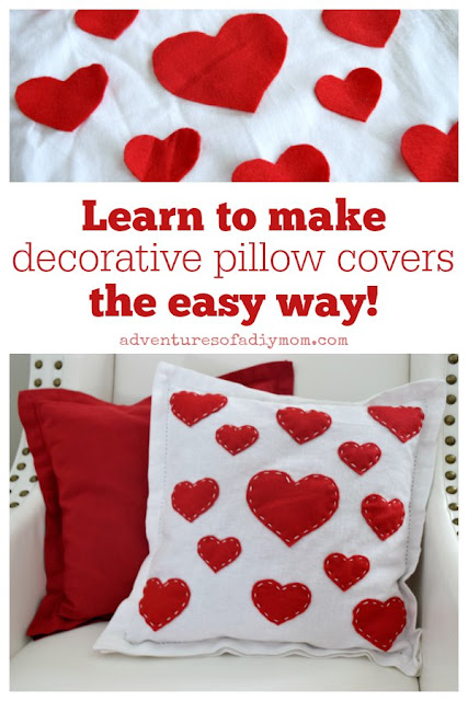 Learn to Make Decorative Pillows the Easy Way!