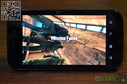 myphone a898 duo gaming dead trigger
