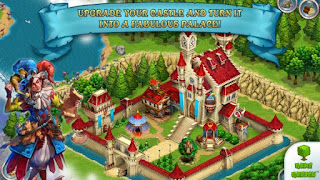 Fairy Kingdom Apk Unlimited Gold