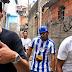 Rapper de São Paulo grava vídeo clipe com a camisa do Atlético de Cajazeiras – ASSISTA!