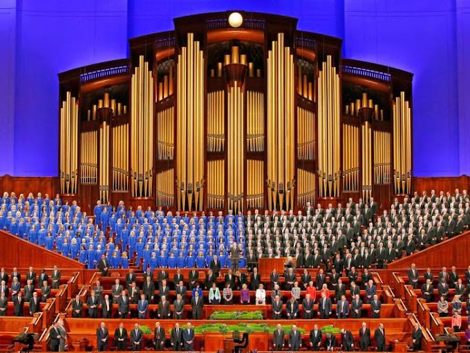 Mormon Tabernacle Choir singer quits over Trump inauguration performance