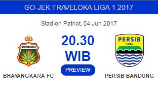 Prediksi Bhayangkara FC vs Persib Bandung