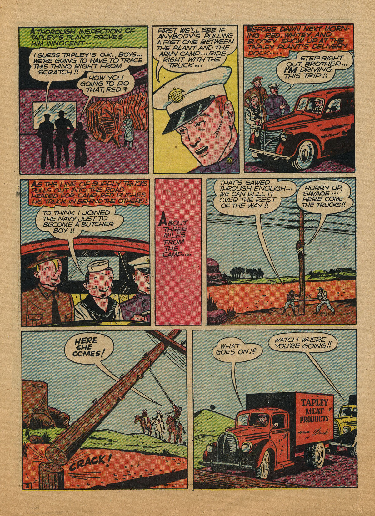 Read online All-American Comics (1939) comic -  Issue #31 - 33