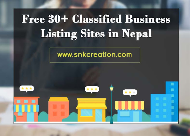 free listing sites in nepal