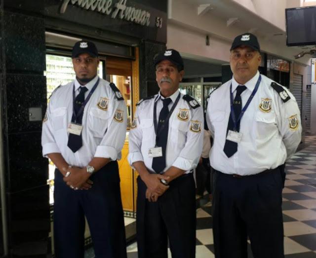 توظيف 266 حارس امن و مراقبة بعدة مدن بعقود عمل مختلفة