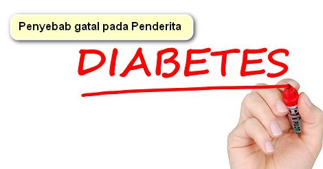 Penyebab gatal pada Penderita Diabetes