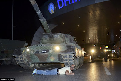 If I were President Erdogan