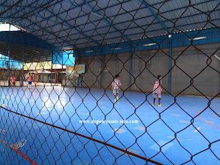 Bisnis, Lapangan Footsal