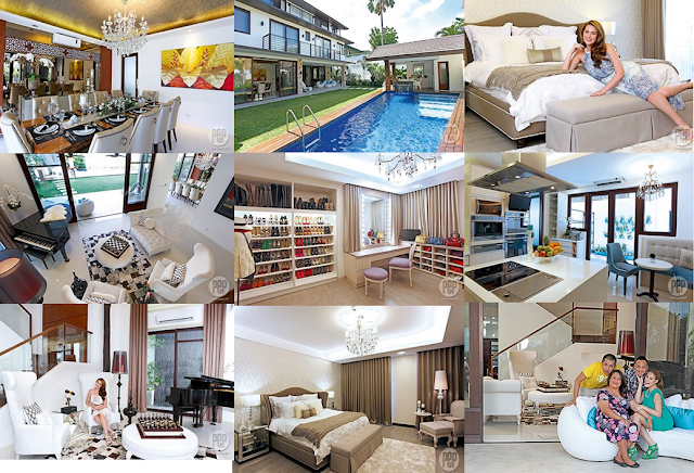 BEA ALONZO's Asian Contemporary Dream House In Quezon City! LOOK HERE!