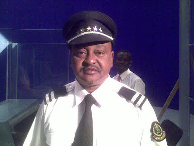 jide kosoko captain