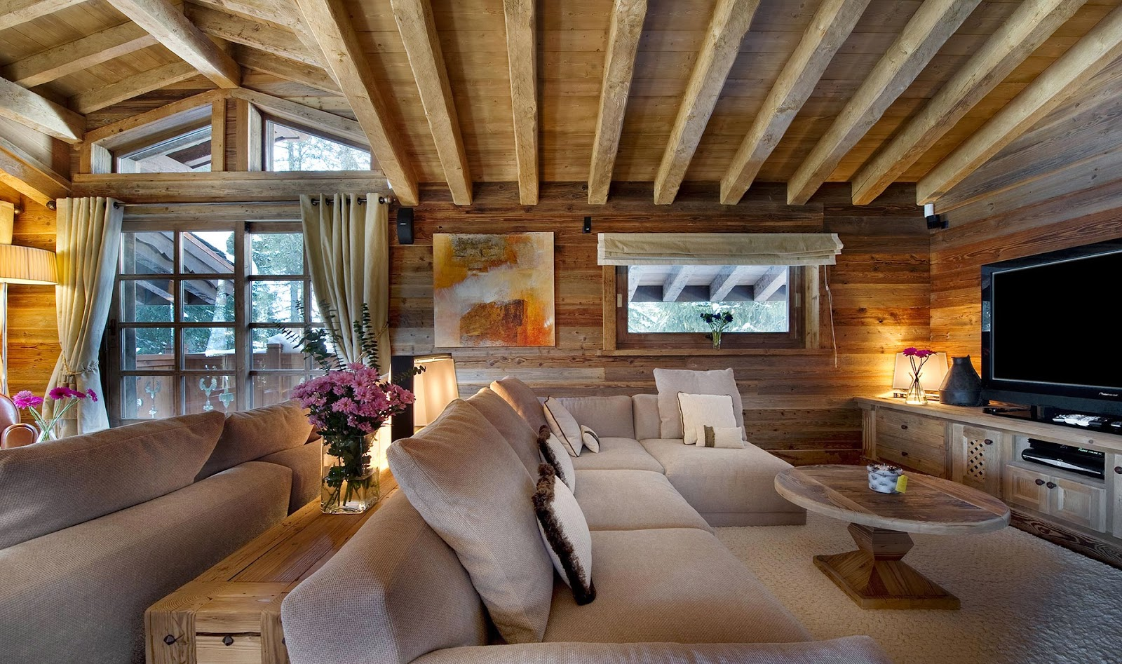 Hometrotter home style blog casa arredamento design for Arredamento case di lusso interior design