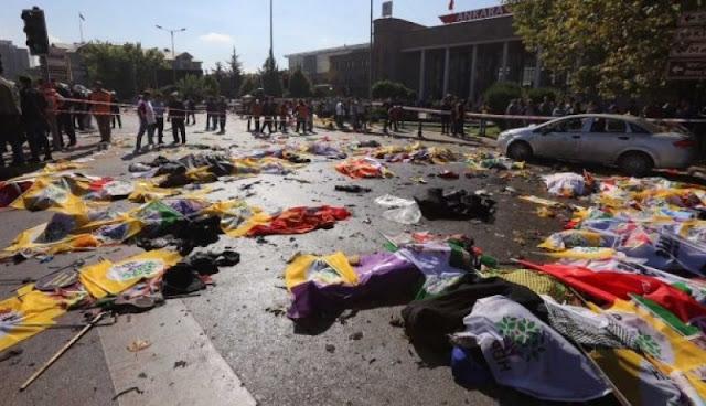 Turki Mencekam! Bom Meledak di Ankara, 28 Tewas dan Ratusan Luka-luka