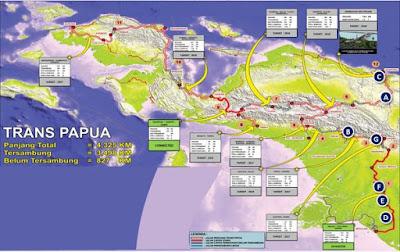 Jalan Trans Papua, Antara Propaganda Rencana dan Kisah Nyata