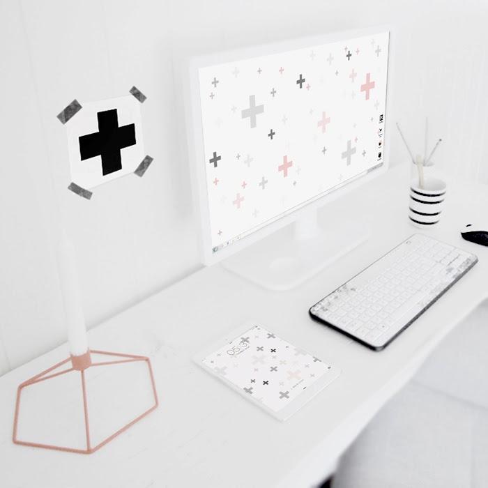 Everyday Cross Wallpaper For IPad/Windows+Mac