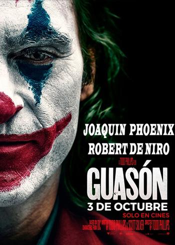 Guasón (2019) | DVDRip Latino HD GoogleDrive 1 Link
