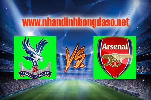 Nhận định bóng đá Crystal Palace vs Arsenal, 02h00 ngày 11-04