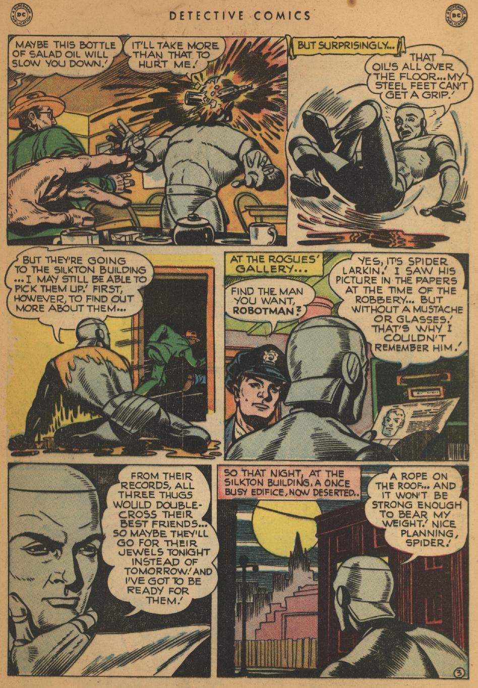 Read online Detective Comics (1937) comic -  Issue #152 - 19